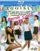 Teenage Brotha Lovers 13 Blu-ray
