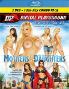 Mothers &amp; Daughters (2 DVD + Blu-ray Combo) Blu-ray