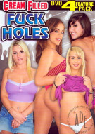 Cream Filled Fuck Holes 4-Pack Porn Movie