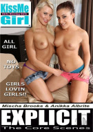 KissMe Girl Explicit: Mischa Brooks &amp; Anikka Albrite Porn Video