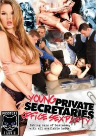 Young Private Secretaries Office Sex Party Porn Movie
