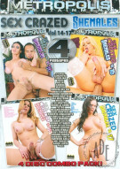 Sex Crazed Shemales Vol. 14-17 Porn Movie