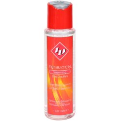ID Sensations Warming Liquid - 1 oz. image