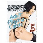 Badass Pictures Adult Playing Cards Sex Toy