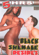 Black Shemale Desires Porn Video