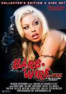 Barb Wire XXX: A Dream Zone Parody Porn Movie